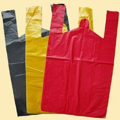 В следующем в Украине могут исчезнуть обычные пластиковые или полиэтиленовые пакеты, а...